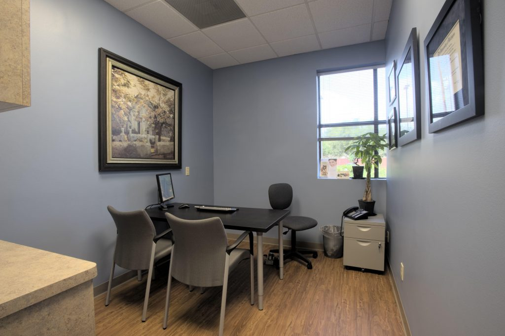 Consult Room at Avalon Dental Sugar Land TX