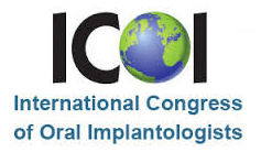 ICOI International Congress of Oral Implantologists logo